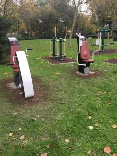 gym equipment Woolley_kettleby